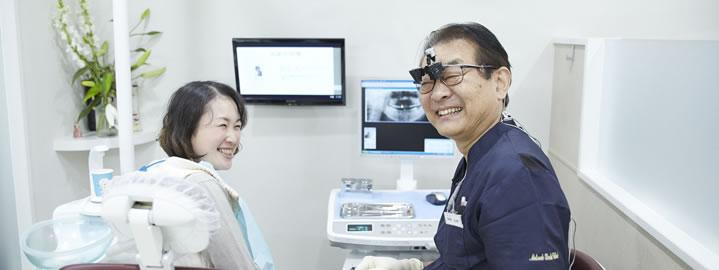 松戸でむし歯治療