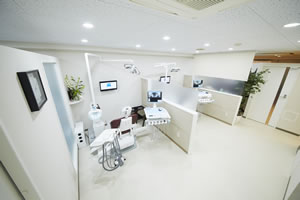 診療室(半個室)